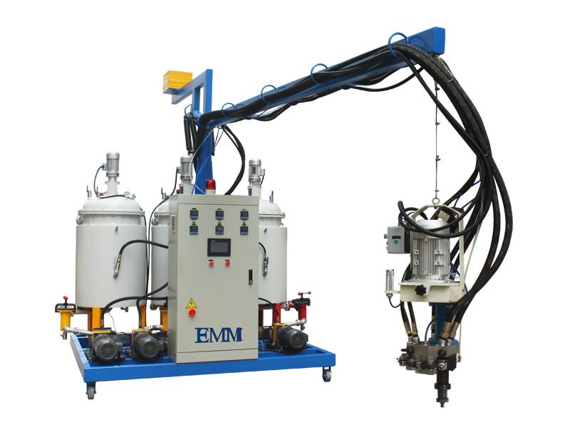 ポリウレタン低圧発泡機械